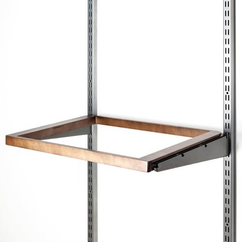 Рамка выдвижная деревянная 607х450мм.(венге)