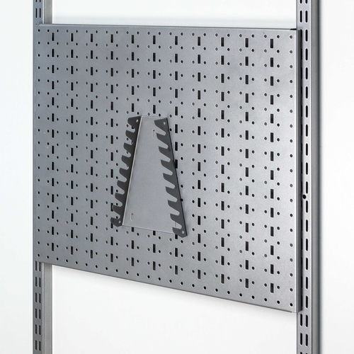 Держатель ключей 210х150мм.(серый)