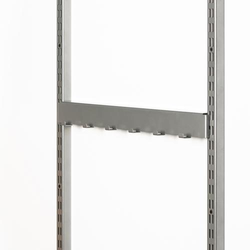 Крючки 6х, на направляющие(серый)