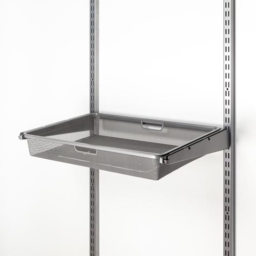 Корзина для мет. рамки 580х427х80мм.(серый)