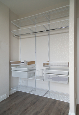 Проект обустройства квартиры гардеробными системами